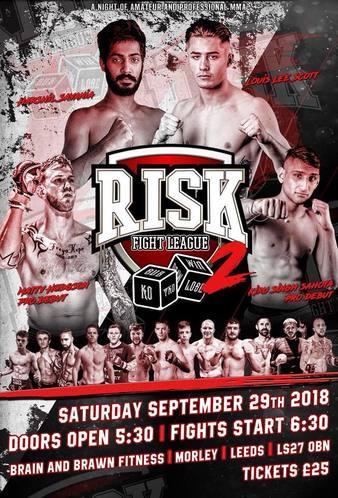 Risk Fight League 2