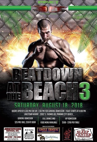 Beatdown at the Beach 3