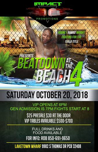 Beatdown at the Beach 4