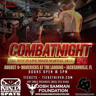 Combat Night 95
