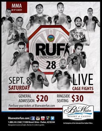 RUF MMA 28