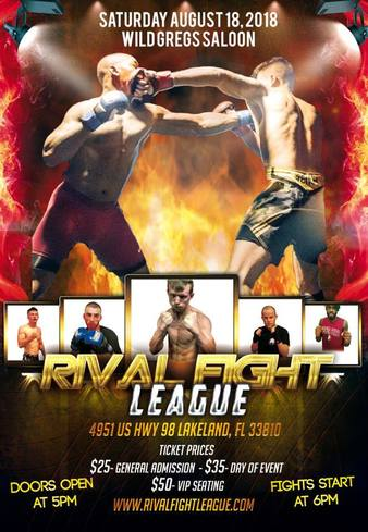 Rival Fight League 16