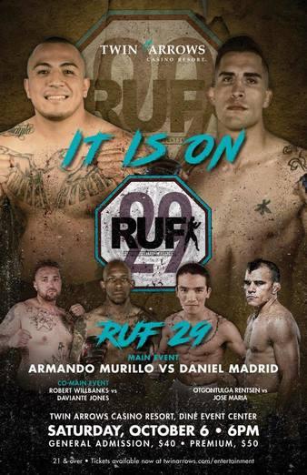 RUF MMA 29