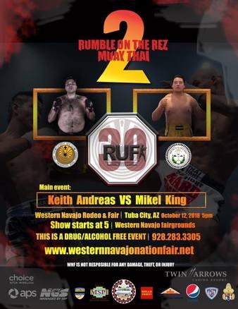 RUF MMA 30