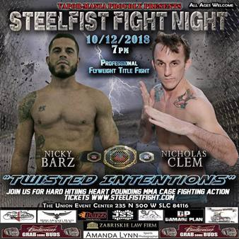 SteelFist Fight Night 61
