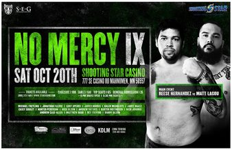 No Mercy 9
