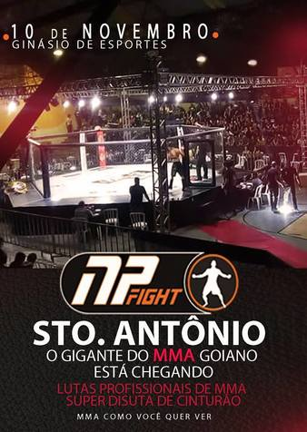 NP Fight 10