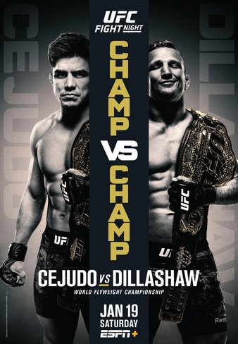 UFC on ESPN+ 1