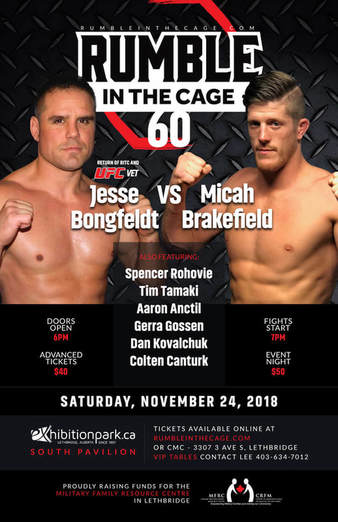 Rumble in the Cage 60