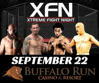 Xtreme Fight Night 351