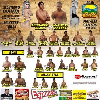 Sombra Fight Champions 9