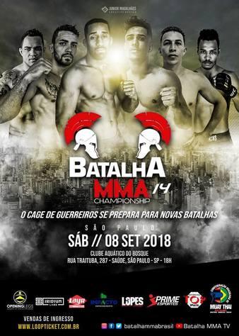 Batalha MMA 14