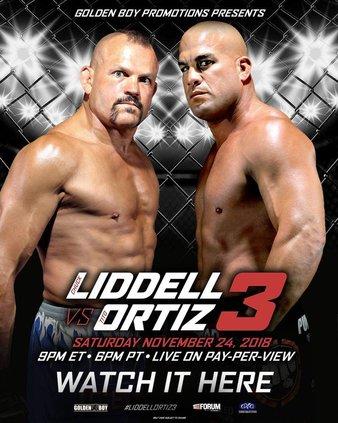 Liddell vs. Ortiz 3