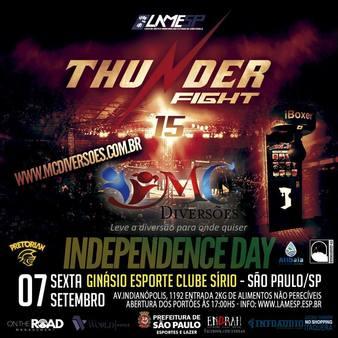 Thunder Fight 15
