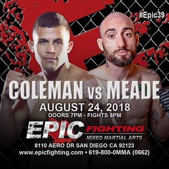 Epic Fighting 39