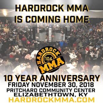 Hardrock MMA 104