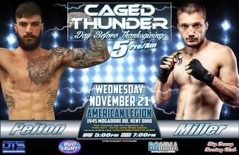 Caged Thunder 5
