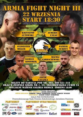 Armia Fight Night 3