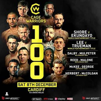Cage Warriors 100