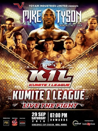 Kumite 1 League