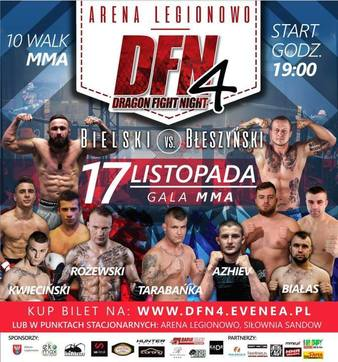 Dragon Fight Night 4