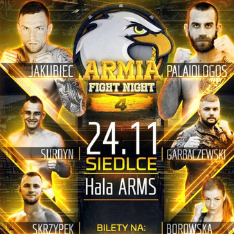Armia Fight Night 4