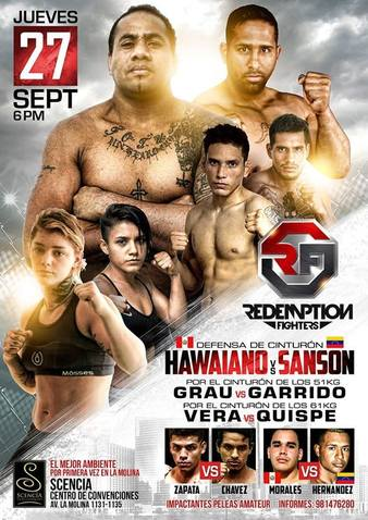 Redemption Fighters 6