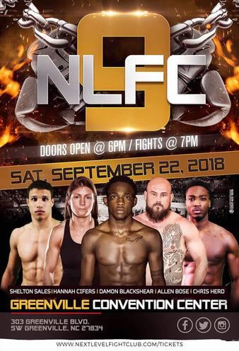 Next Level Fight Club 9