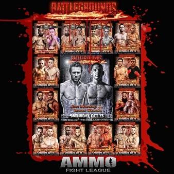 AMMO Fight League 5