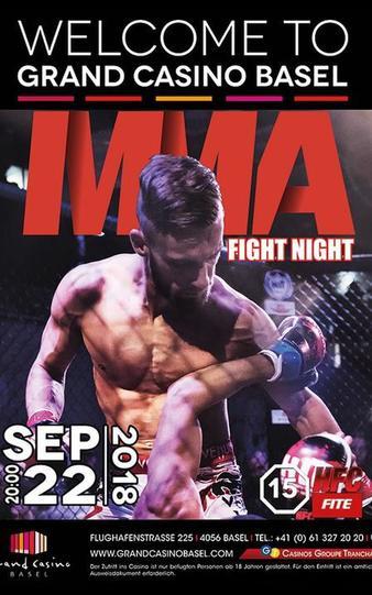 Hard Fighting Championship 15