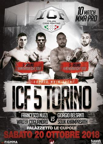 Italian Cage Fighting 5