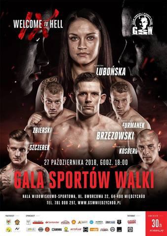 Gala Sportów Walki w Międzychodzie 9