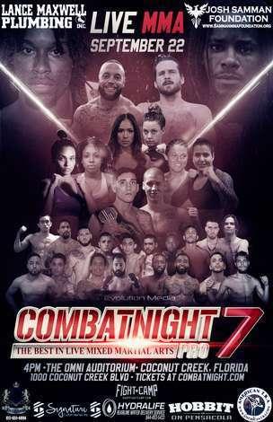 Combat Night Pro 7