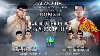 Nomad Fights 9
