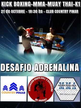 Desafio Adrenalina
