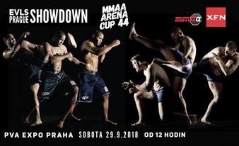 MMAA Arena Cup 44