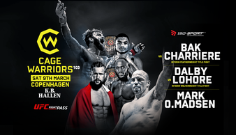 Cage Warriors 103