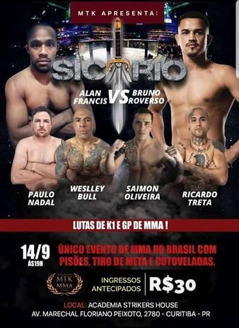 Sicario MMA 2