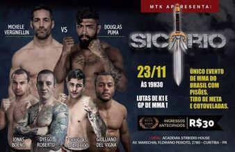 Sicario MMA 3