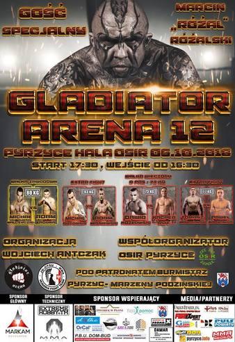 Gladiator Arena 12
