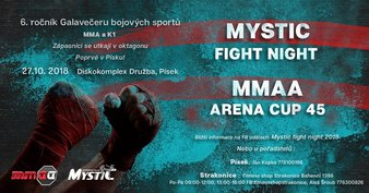 Mystic Fight Night 2018