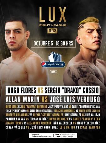 Lux Fight League 3