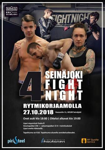 Seinäjoki Fight Night 4