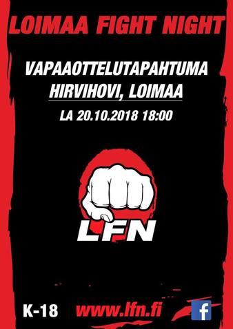 Loimaa Fight Night 2018