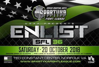 Spartyka Fight League 36