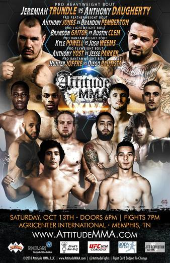 Attitude MMA Fights 14
