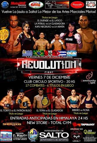 CFU 10: Revolution Fight
