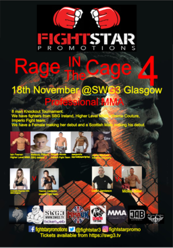 Rage in the Cage 4