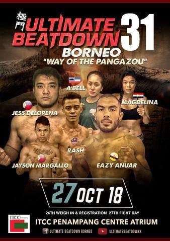 Ultimate Beatdown 31