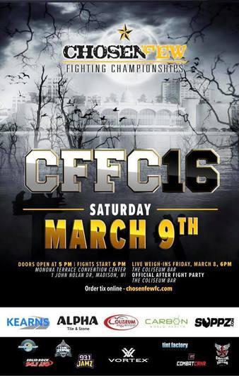 Chosen Few FC 16